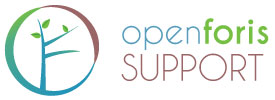 Open Foris Support - Q&A Forum logo